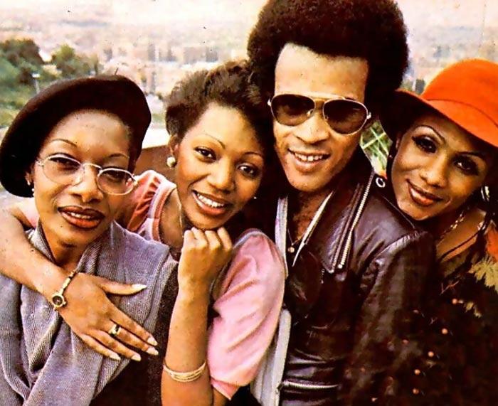 немецкая группа Boney M
