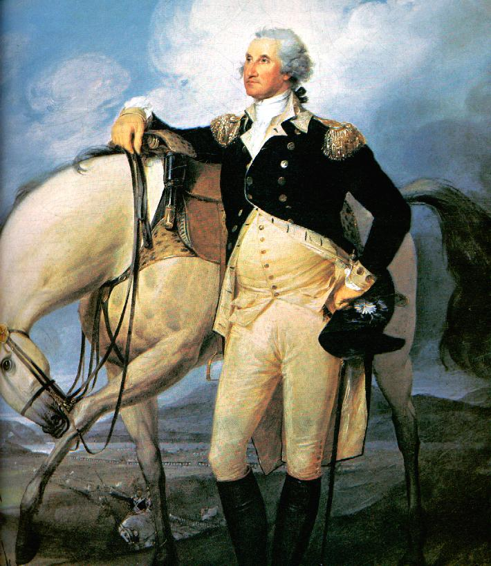 Джордж Вашингтон 2