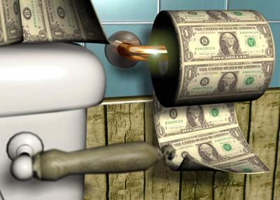 Деньги прикол