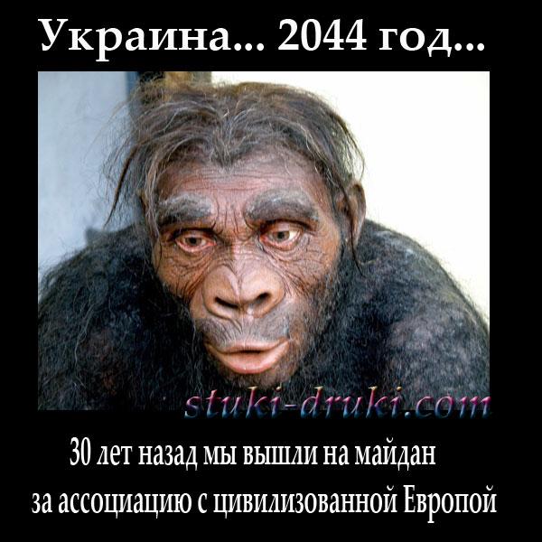 Украина деградирует
