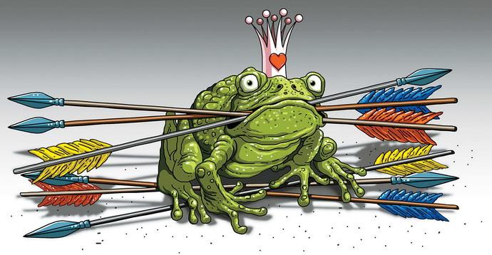 Смешные картинки царевна-лягушка