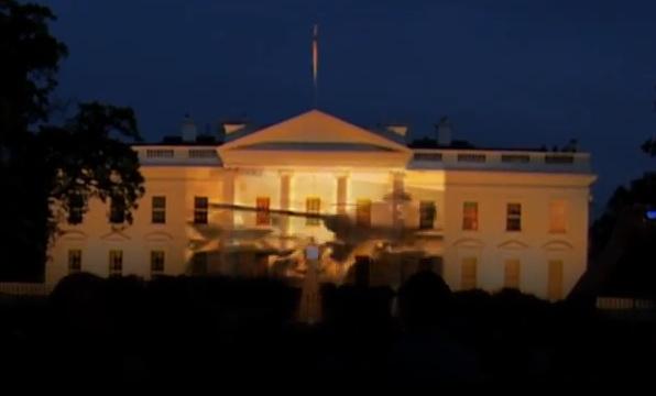 танки на Белом доме