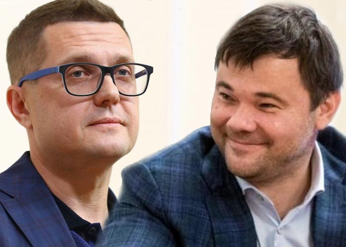 Иван Баканов против Андрея Богдана