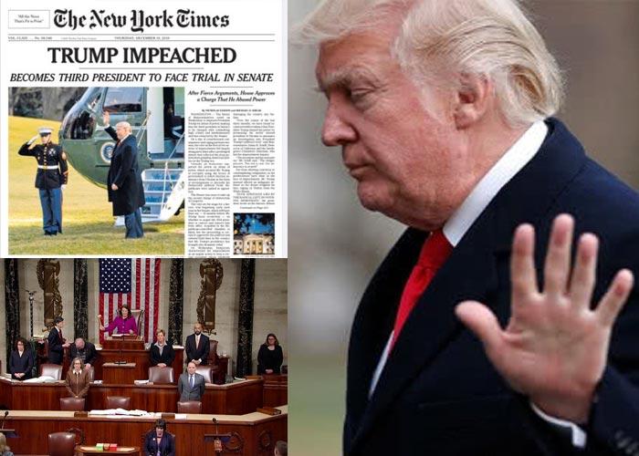 импичмент Трампу